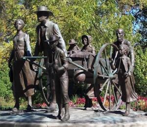 mormon_handcart_statue