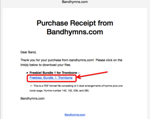 bandhymns_purchase_receipt_Freebie