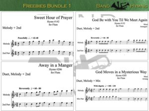 Freebies, pic of music, 1 of 1, Flute